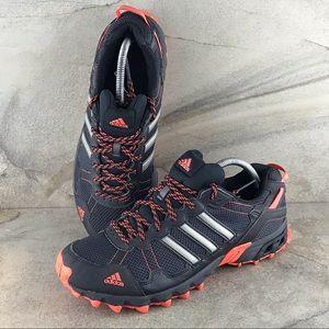 Adidas Rockadia Trail Running Shoes Size 10.5 EUC